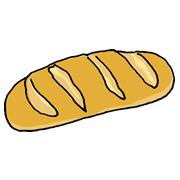 チーズ入りフランスパン