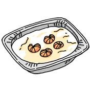 海老グラタン(冷凍食品)