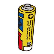 単3形乾電池