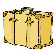 旅行用カバン