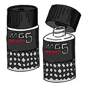 男性化粧品MG5